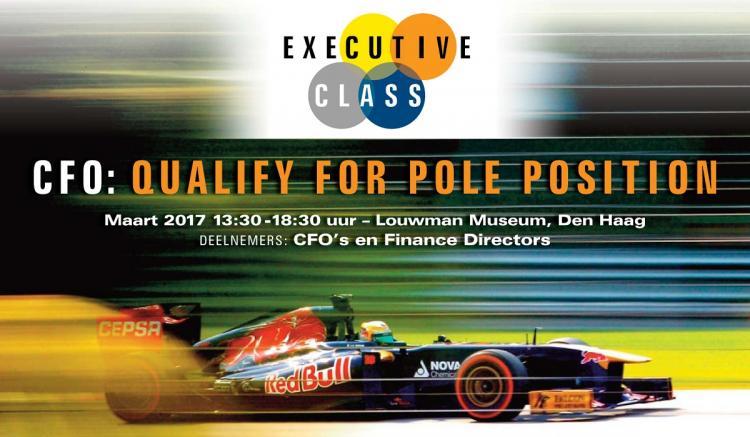 Executive Class CFO: Qualify for Pole Position